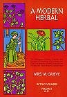 A Modern Herbal (Volume 1, A-H) (Paperback) by Mrs. M. Grieve
