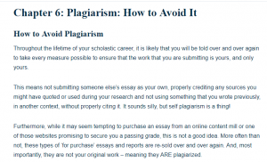 How To Avoid Plagiarism Ways To Detect And Prevent It  A Research  How To Avoid Plagiarism High School Essay Topics also High School Years Essay  How To Stay Healthy Essay