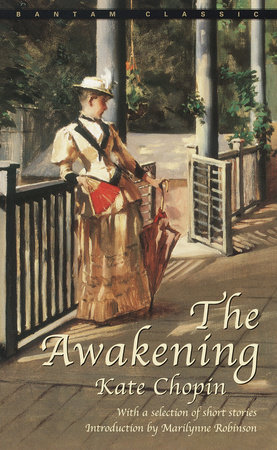 the awakening kate chopin themes